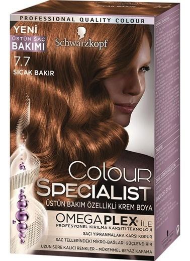 Luxy Bio Schwarzkopf Colour Specıalıst Saç Boyası 7.7 Bakır